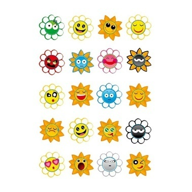 Herma Çılgın Güneşler Renkli